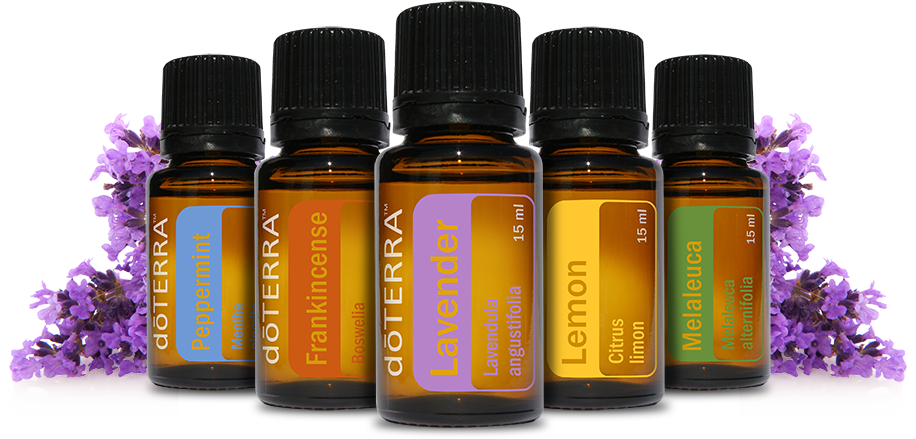 How I Use Essential Oils In My Everyday Life