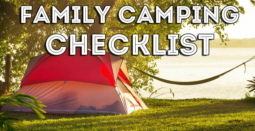 Happy Camper's Camping Hacks