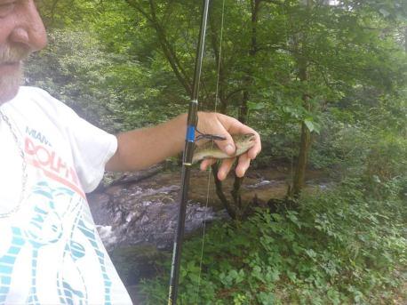 caught one