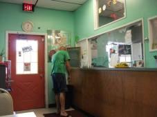 inside taco place