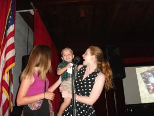 Kayli, Shay & Miles