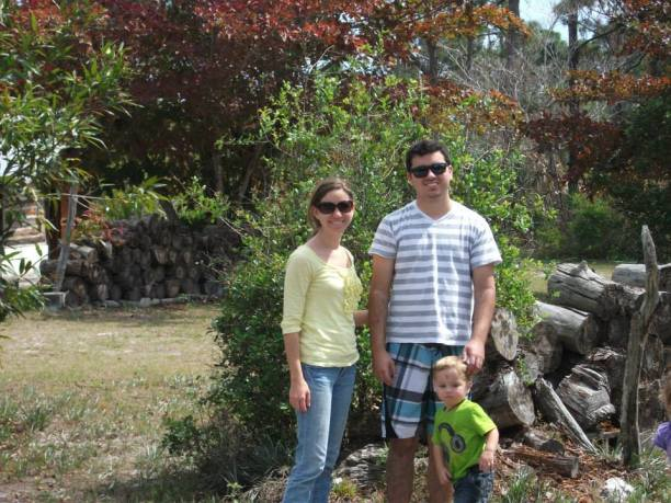 Shauna, Thomas & Miles