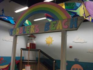 Toddler's Beach