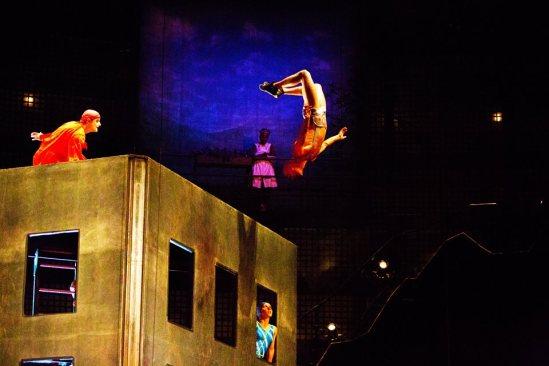 trampaline jump